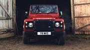 Land Rover prépare un pick-up