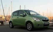 Essai Opel Agila: Copie de Splash