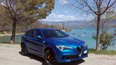 Essai Alfa Romeo Stelvio Quadrifoglio : Un Ricard sinon rien !