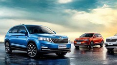 Škoda Kamiq : pour la Chine seulement ?
