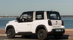 Essai Citroën e-Mehari : sea, watt and fun