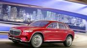 Maybach signe un extravagant SUV pour la Chine