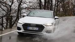 Essai Audi A7 Sportback 2 : Le vaisseau élégant et high tech