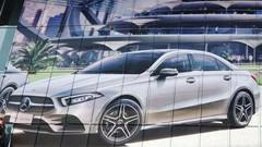 Salon de Pékin - Mercedes Classe A Sport Sedan 2018 : en fuite sur la Toile !