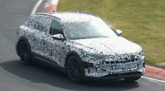 Audi e-Tron : premiers tests sur le Ring !