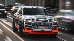 Audi e-tron: nouveaux détails
