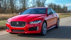 Jaguar XE 300 Sport : 300 ch et transmission intégrale