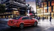 Voici la Mercedes-Benz Classe A berline que vous n'aurez pas