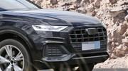 Audi tease le Q8