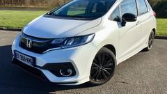 Essai Honda Jazz restylée (2018) : du nouveau surtout sous le capot