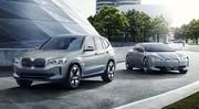 BMW iX3 concept : 400 km d'autonomie promis