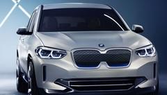 BMW Concept iX3 : le SUV électrique s'annonce