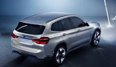 Le futur BMW X3 électrique en concept