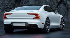 Polestar 1 : Le superbe coupé électrique de Volvo à un prix !