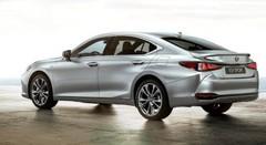 Lexus ES : prête pour sa nouvelle carrière européenne