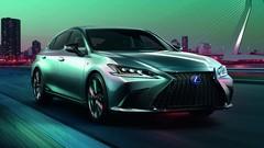 Lexus ES : également en Europe