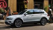 VW Tiguan : une série spéciale ''Connect''