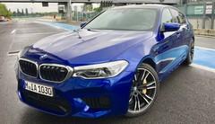 Essai BMW M5 F90 (2018) : des lois de la physique réécrites