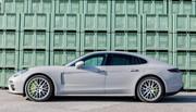 Essai Porsche Panamera Turbo S E-Hybrid : Une limousine de chasse électrifiée