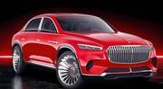 Mercedes-Maybach Vision Ultimate Luxury : pas qu'un simple concept !