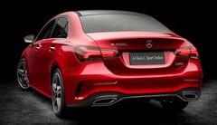 Mercedes conjugue déjà sa Classe A en berline
