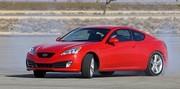 Genesis Coupé : Hyundai sonne la charge