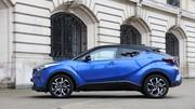 Toyota confirme le C-HR électrique