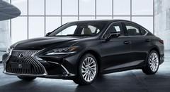 Lexus ES 300h : elle traverse enfin l'Atlantique
