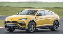 Essai Lamborghini Urus : Super SUV