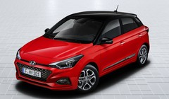 Discret restylage pour la Hyundai i20