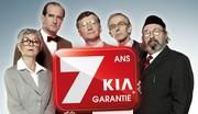 Kia envisage la garantie 10 ans et kilométrage illimité en Australie