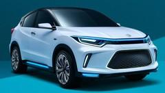 Honda dévoile un concept de HR-V électrique