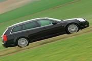 Cadillac BLS Wagon 1.9 D 180 : Paneuropéenne