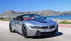 Essai BMW i8 Roadster : À couper le souffle