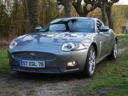 Jaguar XKR V8 4.2 Supercharged 416 ch : Le retour du fauve