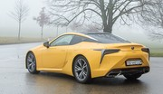 Essai Lexus LC 500 : Le grand plaisir coupable