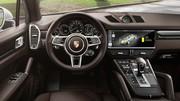 Porsche Cayenne E-Hybrid : la version rechargeable de 462 ch