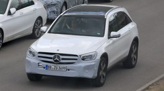 Le SUV Mercedes GLC prépare son restylage