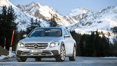 Mercedes Classe E All-Terrain : une déclinaison 400d en approche
