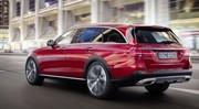 Mercedes : un puissant diesel en ligne pour la Classe E All Terrain