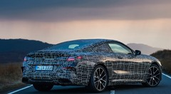 BMW soigne l'arrivée de sa Série 8 avec de nouvelles photos