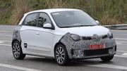 La Renault Twingo prépare son restylage
