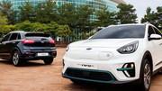Le Kia Niro électrique vient compléter la gamme