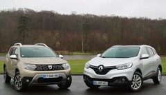 Essai Renault Kadjar vs Dacia Duster : la french connection