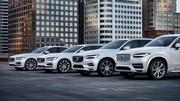 Volvo annonce que tous ses modèles sont homologués WLTP