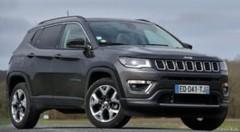 Essai Jeep Compass 1,6l MultiJet 120 Limited : le SUV Compasscte