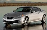 Hyundai Genesis Coupé : Vecteur d'image