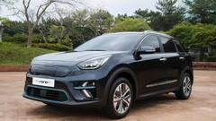 Kia Niro électrique EV : 450 km d'autonomie !