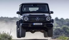 Essai Nouveau Mercedes Classe G (2018) : Terre en vue
