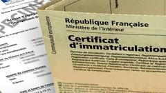 Cartes grises en retard: plusieurs condamnations pour l'État